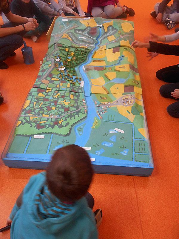 Programme pédagogique Chère Don Isac : Comprendre le fonctionnement d'un bassin versant