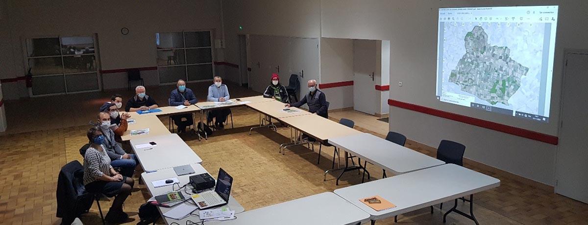 Consultation publiques en mairie inventaires bocagers